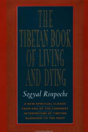 Sampul buku The Tibetan Book of the Living and Dying