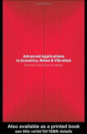 Book cover Advanced Applications in Acoustics, Noise and Vibration
