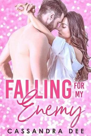 Book cover Falling for My Enemy