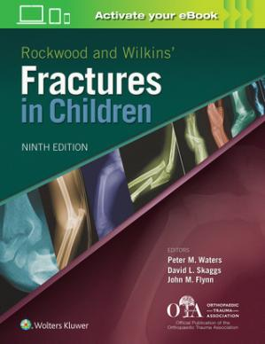 Portada del libro Rockwood and Wilkins Fractures in Children