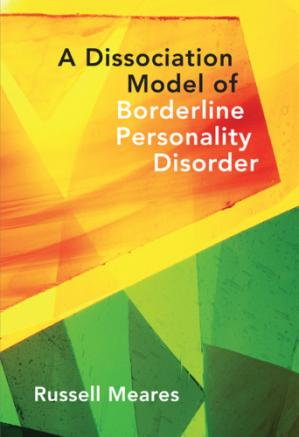 Book cover A Dissociation Model of Borderline Personality Disorder