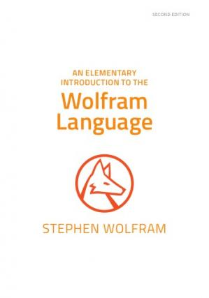 Book cover An Elementary Introduction to the Wolfram Language