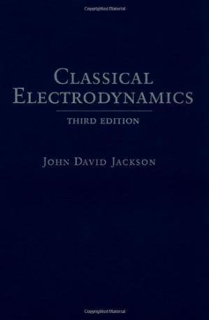 Copertina Classical Electrodynamics Third Edition
