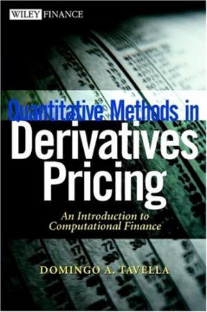 ปกหนังสือ Quantitative Methods in Derivatives Pricing: An Introduction to Computational Finance