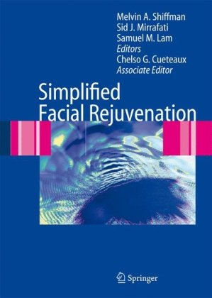 Book cover Simplified Facial Rejuvenation