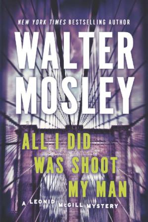 Book cover Walter Mosley