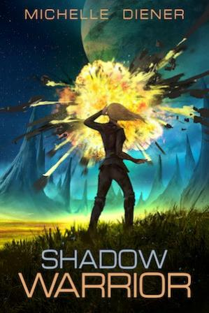 Book cover Shadow Warrior