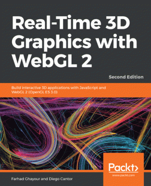 Book cover Real-Time 3D Graphics with WebGL 2