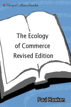 Book cover The Ecology of Commerce