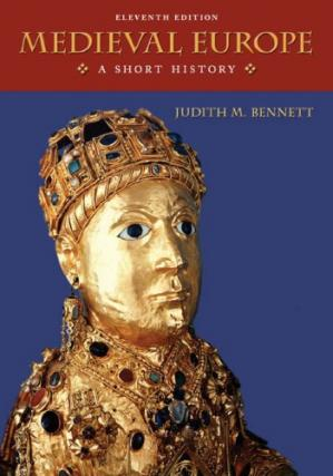Book cover Medieval Europe: A Short History