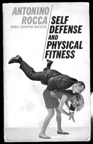 पुस्तक कवर Self defense and physical fitness