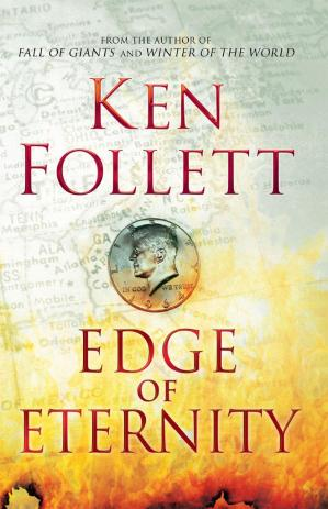 Book cover Edge of Eternity