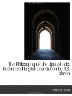 Bìa sách The Philosophy of the Upanishads (The Religion and Philosophy of India)