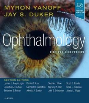 Book cover Ophthalmology