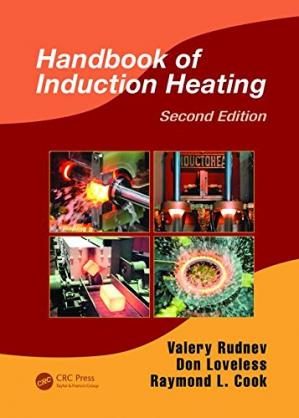 Book cover Handbook of Induction Heating, Second Edition