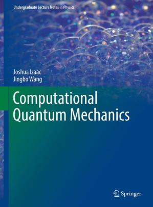 Book cover Computational Quantum Mechanics