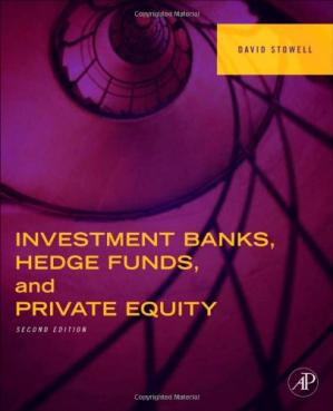 Buchdeckel Investment Banks, Hedge Funds, and Private Equity, Second Edition