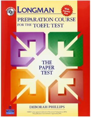 Sampul buku Longman preparation course for the TOEFL test: the paper test-ITP