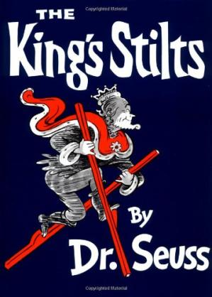 Book cover The King's Stilts