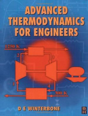 Book cover Advanced Thermodynamics for Engineers