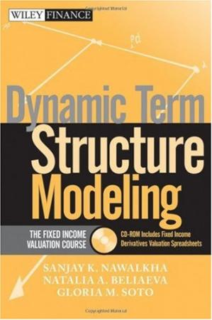 Book cover Dynamic term structure modeling: the fixed income valuation course