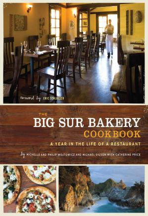 Okładka książki The Big Sur Bakery Cookbook