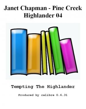 书籍封面 Tempting The Highlander