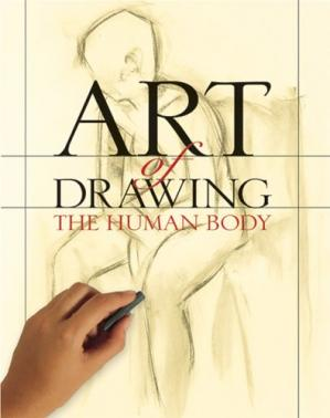 表紙 Art of Drawing The Human Body