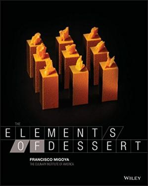 Book cover The elements of dessert