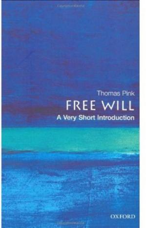 表紙 Free will: a very short introduction
