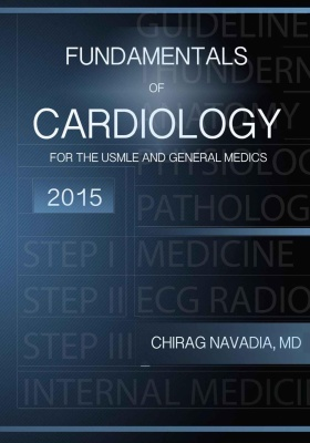 Book cover Fundamentals of Cardiology: For the USMLE and General Medics