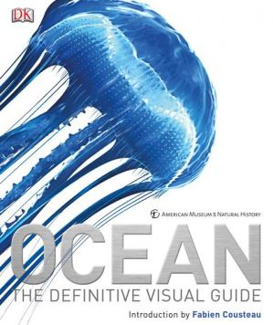 Kulit buku Ocean: The Definitive Visual Guide