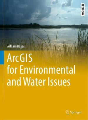 Book cover ArcGis for Environmental and Water Issues