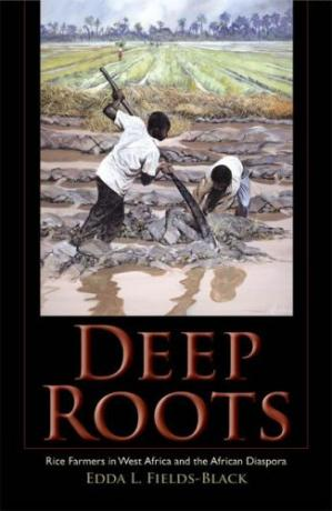Portada del libro Deep Roots: Rice Farmers in West Africa and the African Diaspora
