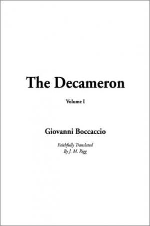 Couverture du livre Decameron, The:
