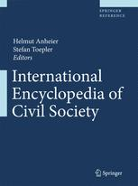 Book cover International Encyclopedia of Civil Society