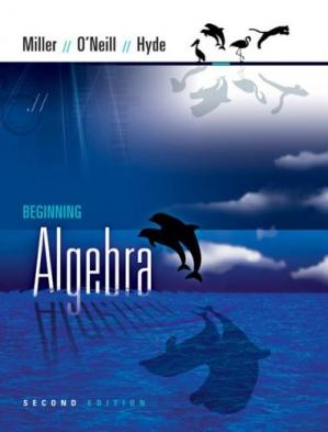 বইয়ের কভার Beginning Algebra, Second Edition