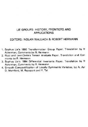 Book cover Ricci and Levi-Civita's tensor analysis papers