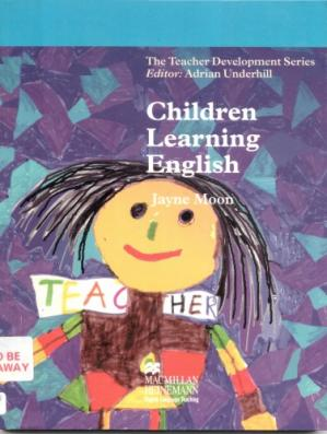 Book cover Children Learning English
