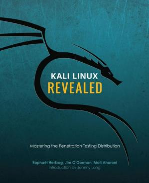 غلاف الكتاب Kali Linux Revealed - Mastering the Penetration Testing Distribution