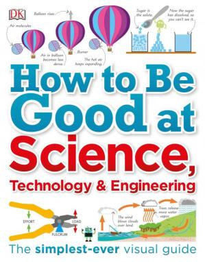 A capa do livro How to Be Good at Science, Technology & Engineering