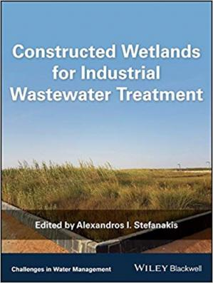 पुस्तक कवर Constructed Wetlands for Industrial Wastewater Treatment (Challenges in Water Management Series)