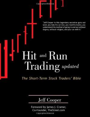 Book cover Hit & Run Trading: The Short-Term Stock Traders Bible