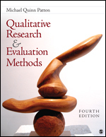 Book cover Qualitative Research & Evaluation Methods: Integrating Theory and Practice