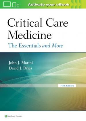 书籍封面 Critical Care Medicine: The Essentials and More