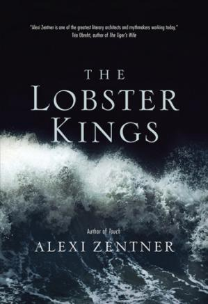 Kulit buku The Lobster Kings