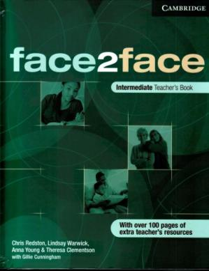Εξώφυλλο βιβλίου Face2Face - Intermediate - Teacher's book