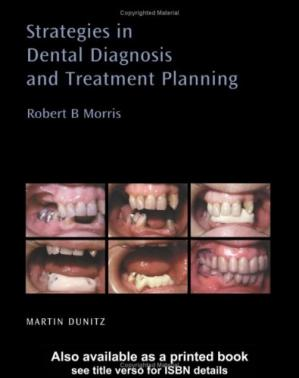 书籍封面 Strategies In Dental Diagnosis and Treatment Planning