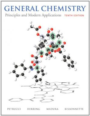 Book cover General Chemistry: Principles and Modern Applications