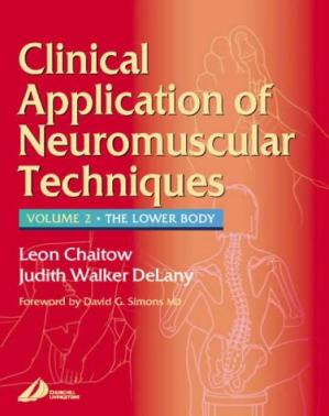 表紙 Clinical Applications of Neuromuscular Techniques: The Lower Body,